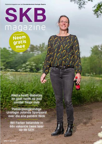 SKB Magazine juni 2021