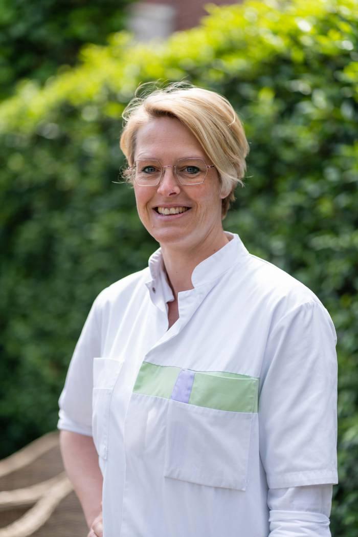 Diabetesverpleegkundige Lonneke Bonhof