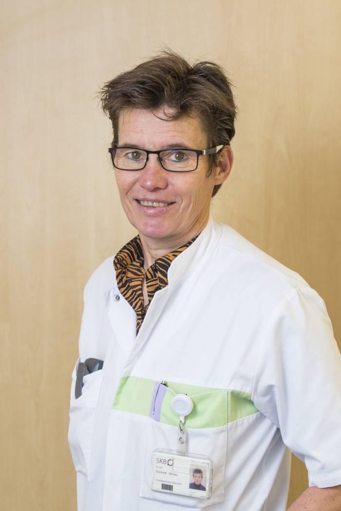 Verpleegkundig specialist Renata Gierkink