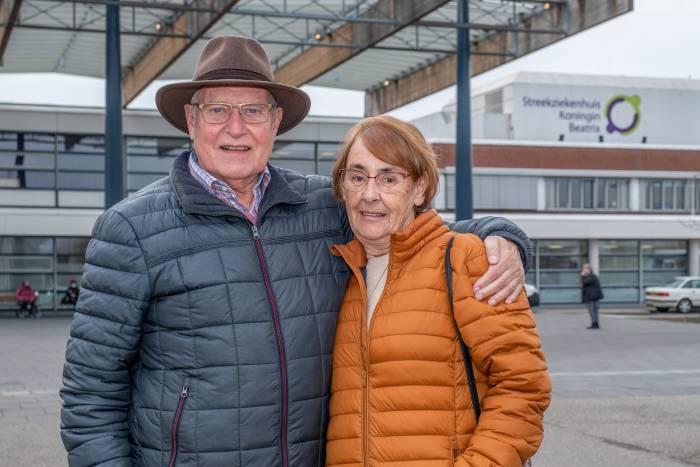 Meneer en mevrouw Faber