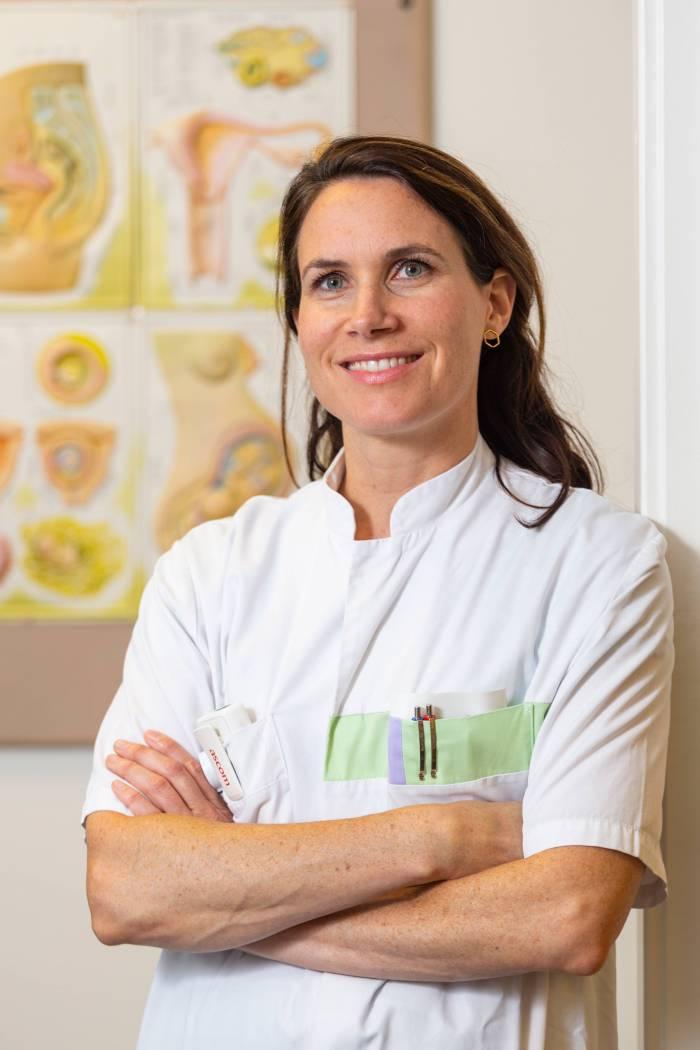 Gynaecoloog Lotte van Dijk