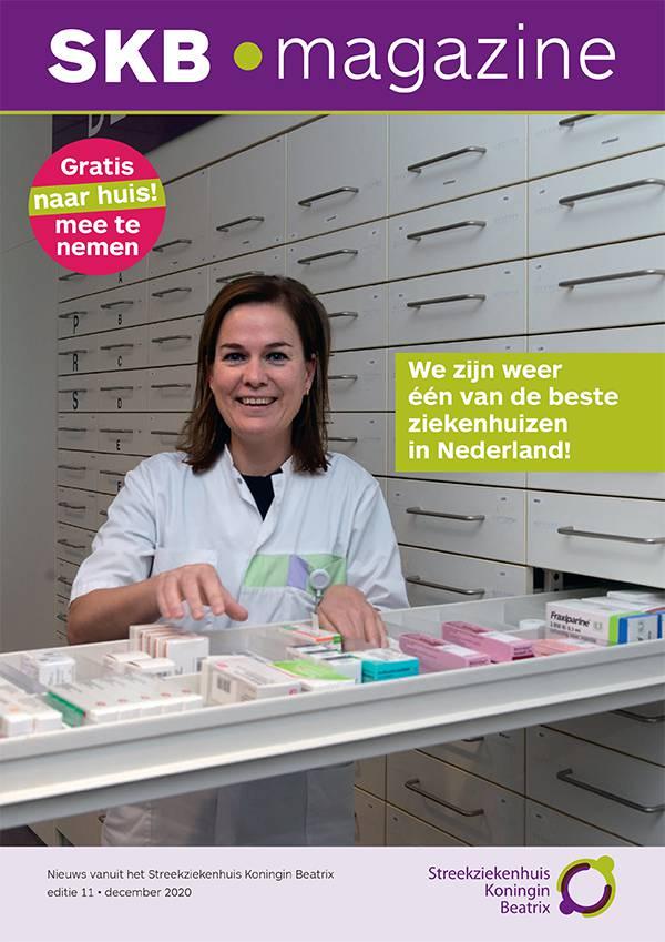 Het nieuwe patiëntmagazine is uit!