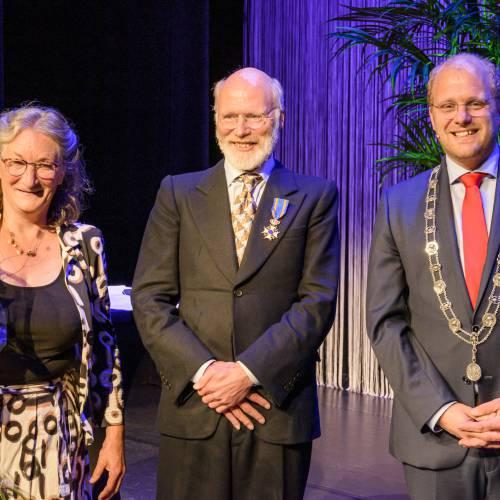 Koninklijke onderscheiding voor klinisch chemicus Cas Weykamp