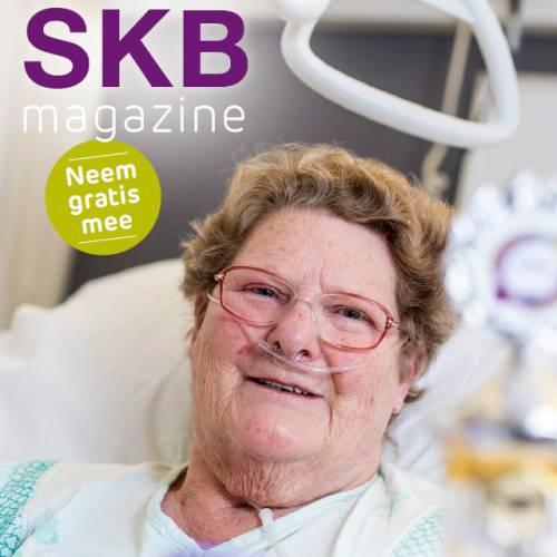 Het nieuwe patiëntenmagazine is uit!